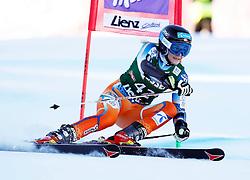 28.12.2013, Hochstein, Lienz, AUT, FIS Weltcup Ski Alpin, Damen, Riesenslalom 2. Durchgang, im Bild Mona Loeseth (NOR) // Mona Loeseth of (NOR) during ladies Giant Slalom 2 nd run of FIS Ski Alpine Worldcup at Hochstein in Lienz, Austria on 2013/12/28. EXPA Pictures © 2013, PhotoCredit: EXPA/ Oskar Höher