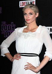 Tamsin Egerton attend 'The Look Of Love' UK premiere, Curzon Soho on April 15, 2013, London, England, 16 April, 2013, Photo by:  i-Images