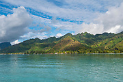 Moorea, French Polynesia, South Pacific