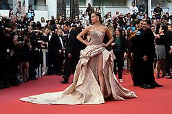 May 22, 2019 - Cannes, France - 72eme Festival International du Film de Cannes. Montée des marches du film ''Roubaix, une lumiere (Oh Mercy!)''. 72th International Cannes Film Festival. Red Carpet for ''Roubaix, une lumiere (Oh Merci!)'' movie.....239728 2019-05-22  Cannes France.. Poly, Natasha (Credit Image: © L.Urman/Starface via ZUMA Press)