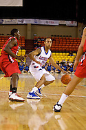 November 27, 2008: Louisiana Tech guard Yonas Berhe (10) in the opening round of the 2008 Great Alaska Shootout at the Sullivan Arena.