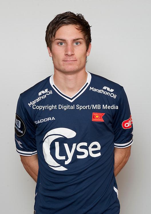 Fotball , Tippeligaen 2013 , Eliteserien , portrett , portretter , Viking , Kristoffer Haugen<br /> Foto: Astrid M. Nordhaug