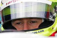 Ryan Briscoe at the Indianapolis Motor Speedway, Indianapolis 500, May 29, 2005