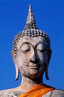 Thailande - <br /> Sukhothai province - Sukhotai - Wat Mae Chon