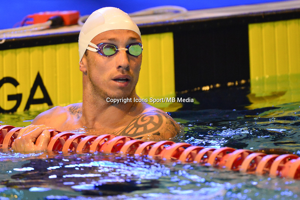 Frederick BOUSQUET   - 50m Nage Libre -  16.01.2015 - Meeting de Courbevoie 2015<br />
