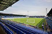 during the Sky Bet League 2 match between Portsmouth and Northampton Town at Fratton Park, Portsmouth, England on 7 May 2016. Photo by Adam Rivers.