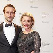 NLD/Amsterdam20151106 - Nationaal Opera Gala 2015, Karina Smulders een partner Matthew