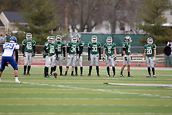 15 November 2014:   during an NCAA division 3 football game between the North Park Vikingsand the Illinois Wesleyan Titans in Tucci Stadium on Wilder Field, Bloomington IL