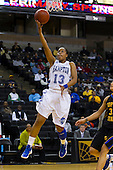 2012 MEAC Basketball Tournament WBBall Hampton beats Coppin 64 - 43