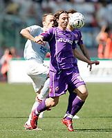 """Riccardo Montolivo (Fiorentina)<br /> Italian """"Serie A"""" 2006-07 <br /> 22 Apr 2007 (Match Day 33)<br /> Lazio-Fiorentina (0-1)<br /> """"Olimpico"""" Stadium-Roma-Italy<br /> Photographer Luca Pagliaricci INSIDE"""