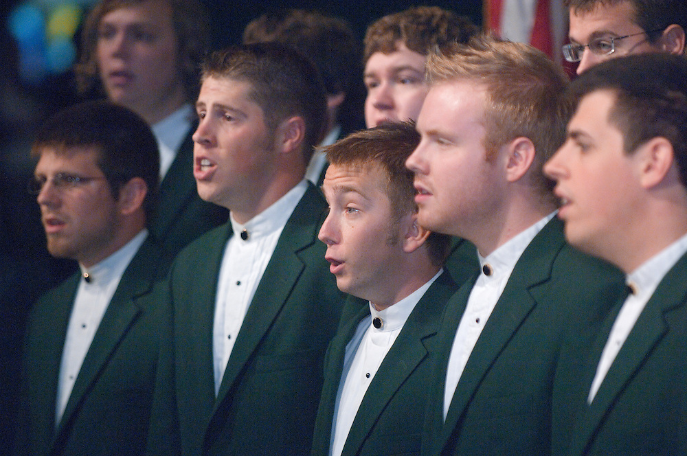 18356The Freshman Convocation 9/03/2007...Singing Men of Ohio