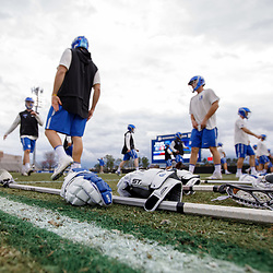 2018-02-16 Denver at Duke lacrosse