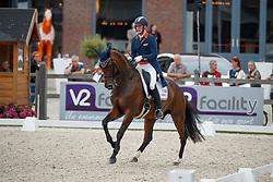 Van Silfhout Diederik, NED, Scenario 2<br /> Nederlands Kampioenschap Dressuur <br /> Ermelo 2017<br /> © Hippo Foto - Dirk Caremans<br /> 15/07/2017