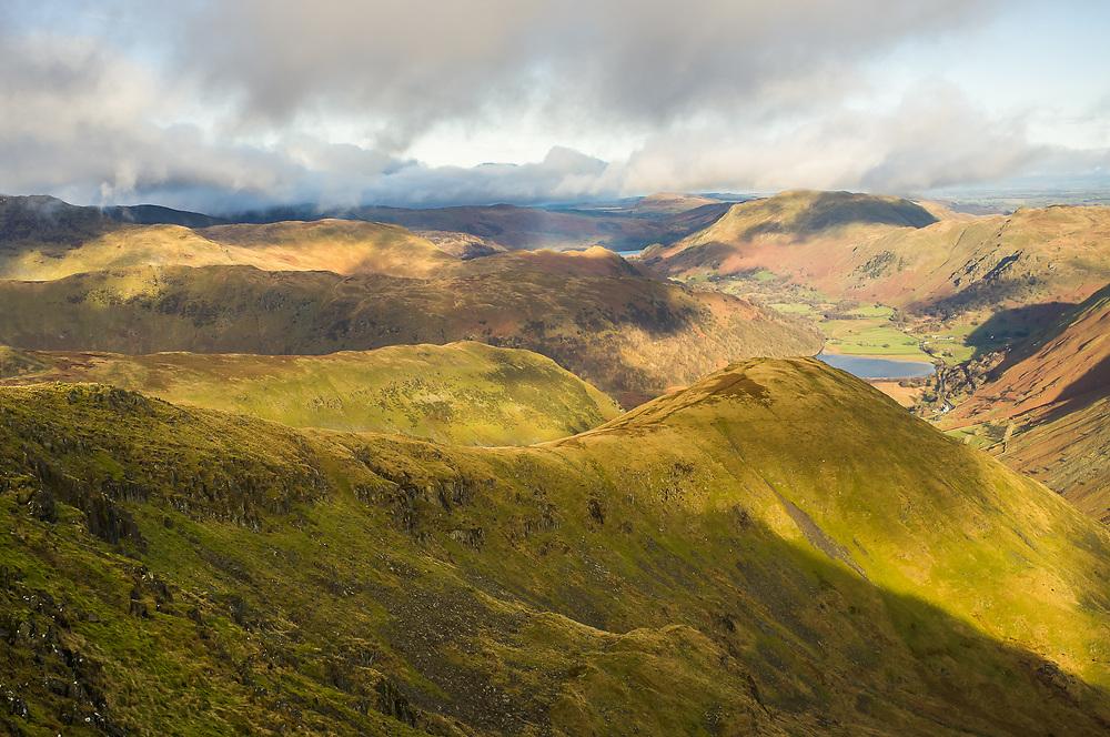 Brothers Water, Patterdale, Kirkstone Pass, Lake District, Cumbria,
