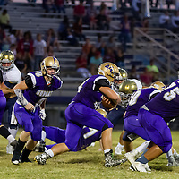 Berryville vs. Shiloh Christian 09-25-15
