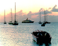 Photographs of life on the island of Anguilla, British West Indies