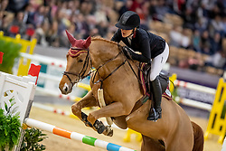 Bormann Finja, GER, Sally 721<br /> Youngster Cup<br /> Neumünster - VR Classics 2019<br /> © Hippo Foto - Stefan Lafrentz