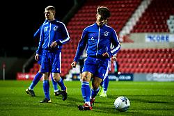 Mason Raymond of Bristol Rovers warms up - Mandatory by-line: Robbie Stephenson/JMP - 29/10/2019 - FOOTBALL - County Ground - Swindon, England - Swindon Town v Bristol Rovers - FA Youth Cup Round One