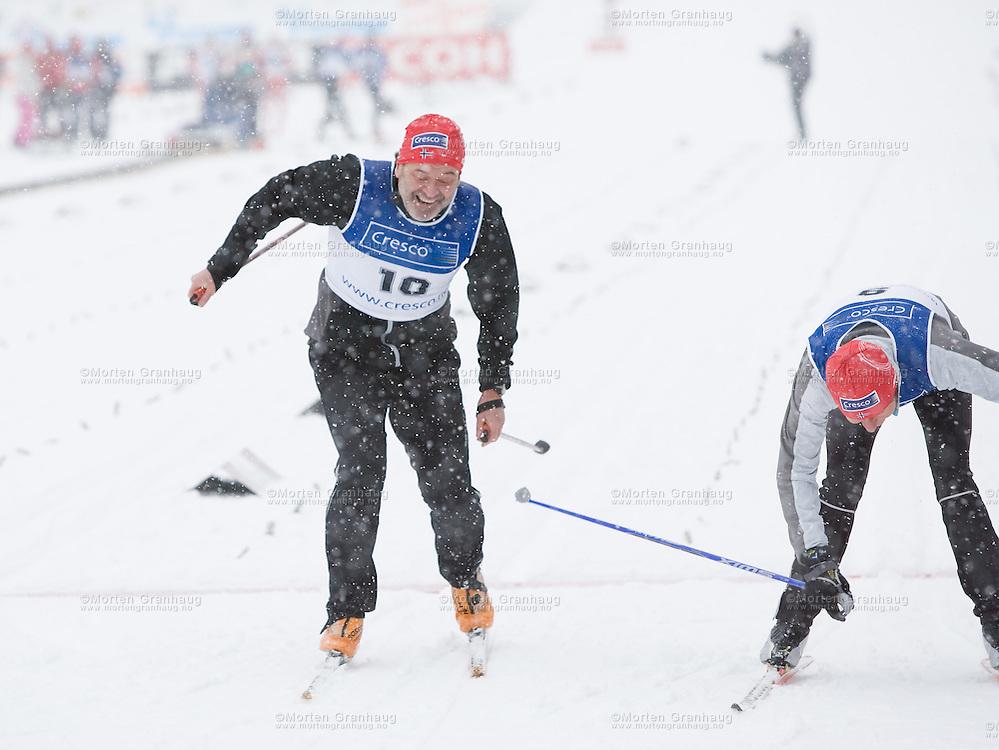 FIS WC Granåsen Trondheim 2009..Sprint torsdag 12 mars..Sprint thursday the 12th of March