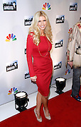 """Brande Roderick attends the """"All-Star Celebrity Apprentice"""" press conference at Jack Studios in New York City, New York on October 12, 2012."""