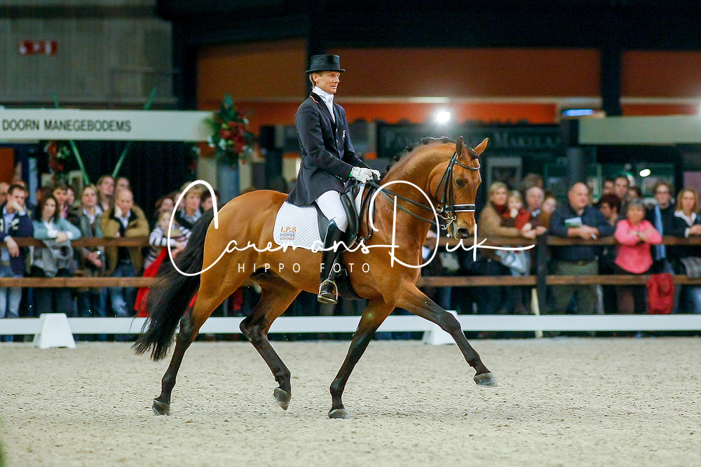 Gal Edward, NED, IPS United<br /> KWPN Hengstenkeuring - 's Hertogenbosch 2008<br /> Photo © Hippo Foto