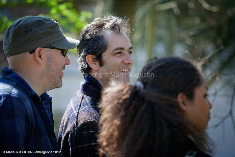 Manuel BLETON, Léon ROUSSEAU et Nigji SANGES, compositeurs - emergence 2012