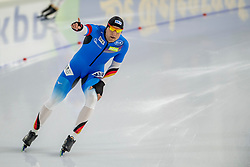 10-11-2017 NED: ISU World Cup, Heerenveen<br /> 500 m men, Nico Ihle GER