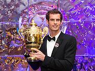 Wimbledon Tennis Champions' Dinners