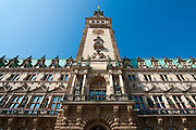 Rathaus, Hamburg, Deutschland.|.guild hall, Hamburg, Germany