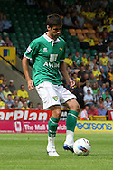 Andrew Surman in action during the pre season friendly at Carrow Road Stadium, Norwich...Picture by Paul Chesterton/Focus Images Ltd.  07904 640267.6/8/11