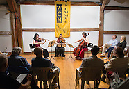 2015 Weekend of Chamber Music Barn Concert