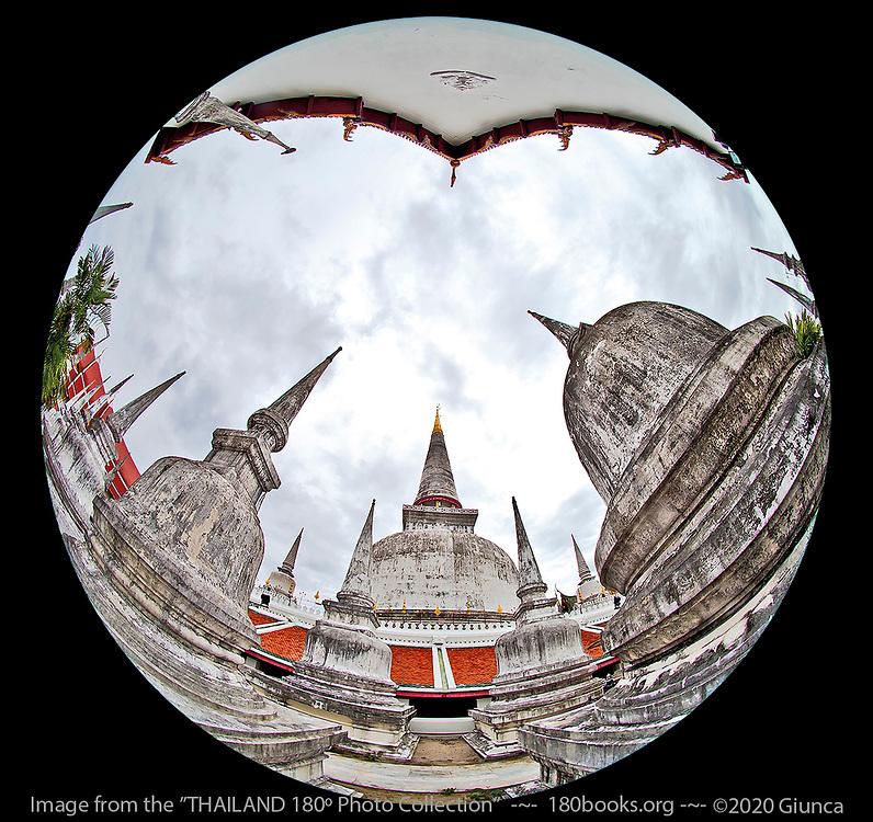 Wat Phra Mahathat Woro Maha Viharn in Nakhorn Si Thammarat