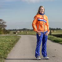 Nederland, Wommels, 27 oktober 2016.<br />Lisette Bruinsma (16) zwemster, won maar liefst 5 medailles op de Paralympische Spelen en is genomineerd door 7-Days voor Jongere van het Jaar verkiezing.<br /><br /><br /><br />Foto: Jean-Pierre Jans