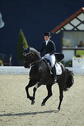 Friberg Paulinda, (SWE), Di Lapponia T<br /> Qualification Grand Prix Kur<br /> Horses & Dreams meets Denmark - Hagen 2016<br /> © Hippo Foto - Stefan Lafrentz