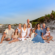 Humphrey Family Beach Photos