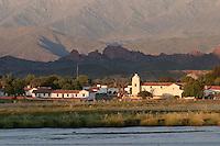 MOLINOS Y RIO MOLINO, VALLES CALCHAQUIES, PROV. DE SALTA, ARGENTINA