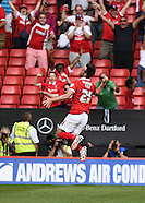 Charlton Athletic v Queens Park Rangers 080815