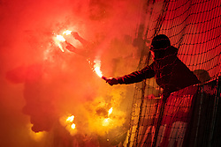 Viole during football match between NK Maribor and Olimpija in 3nd Round of Prva liga Telekom Slovenije 2019/20, on July 28, 2019 in Ljudski Vrt, Maribor, Slovenia. Photo by Blaž Weindorfer / Sportida
