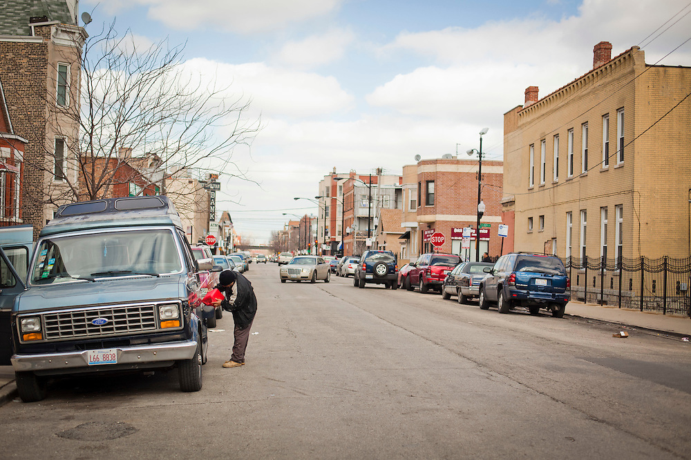 Chicago street photography by Will Rice