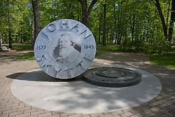 Skytte Monument in Tartu, Estoinia, Europe