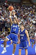 Olimpiadi Sydney 2000<br /> Italia - Usa<br /> Nella foto: Alessandro Abbio