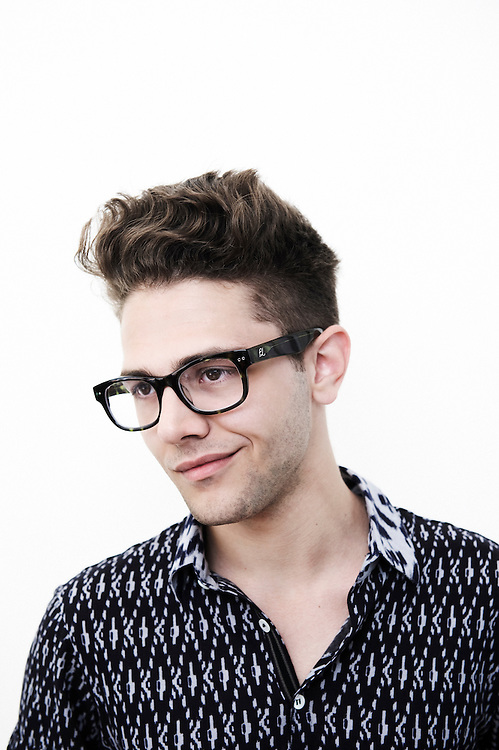 Les Amours Imaginaires' director Xavier Dolan at the 63rd Cannes Film Festival. France. 17 May 2010. Photo: Antoine Doyen