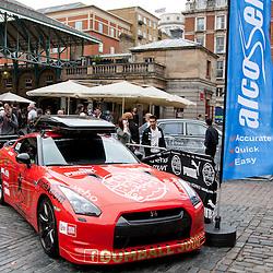 20110526: GBR, London - Gumball Rally 2011