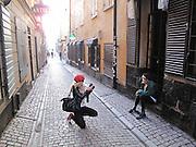 Fotografering i Gamla stan