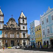 São Francisco Church and Convent, Salvador, Brazil. Photo by Jen Klewitz