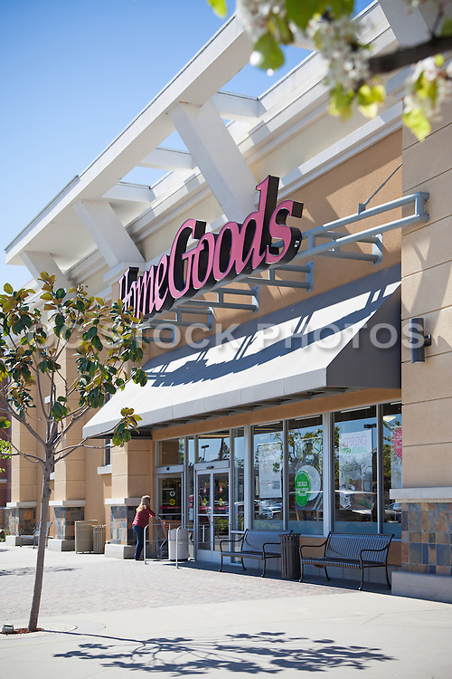 Home Goods Store at The Shops at Rossmoor in Seal Beach