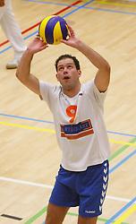 06-10-2012 VOLLEYBAL: 1STE DIVISIE KING SOFTWARE VCN - PARTICOLARE : CAPELLE AAN DEN IJSSEL<br /> Jeroen Vercruijsse, Particolare <br /> ©2012-FotoHoogendoorn.nl / Pim Waslander