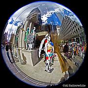 April 23, 2009  •  New York City  •  window display -6th Avenue