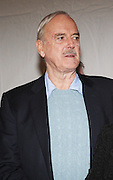 John Cleese at The Special IFC and BAFTA hosted event with The Monty Python troupe celebrating the 40th Anniversary and premiere of the IFC documentary ' Monty Python: Almost The Truth (The Lawyer's Cut)' held at The Ziegfield Theater on October 15, 2009