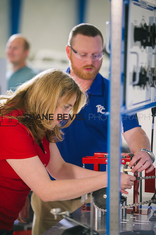 4/27/16 1:51:41 PM -- Tulsa Community College Aviation and Manufacturing programs. <br /> <br /> Photo by Shane Bevel